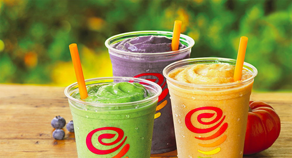 smoothies near Cal