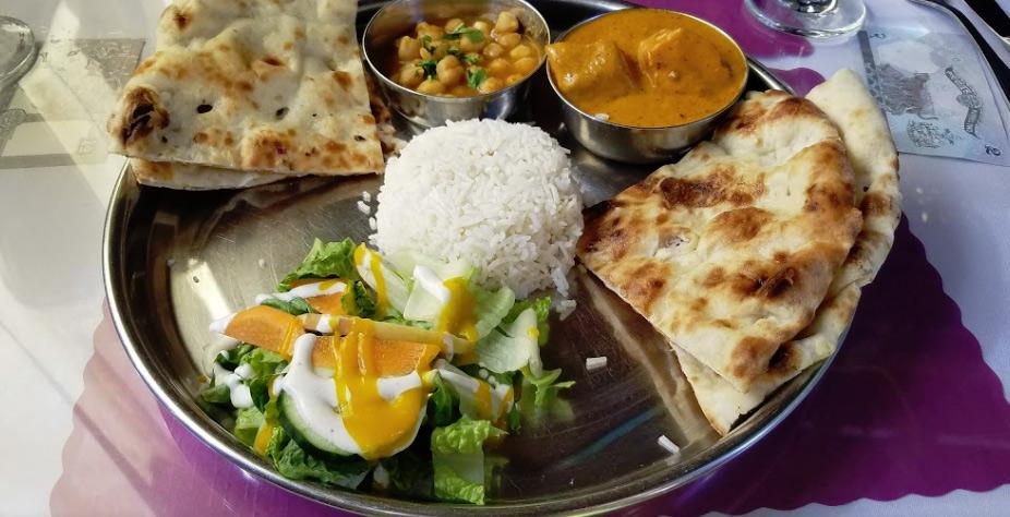 indian food near cal campus