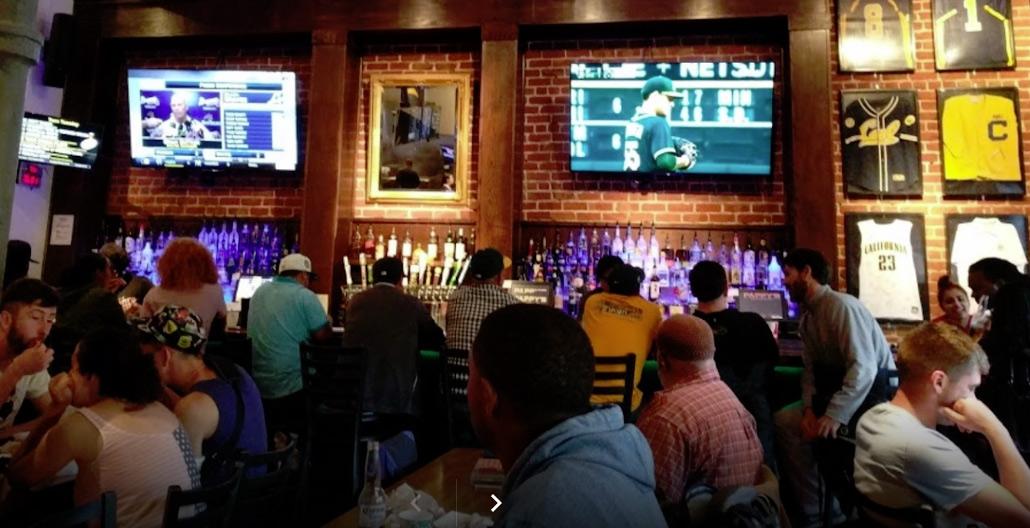 Pappy's Sports Bar Near UC Berkeley
